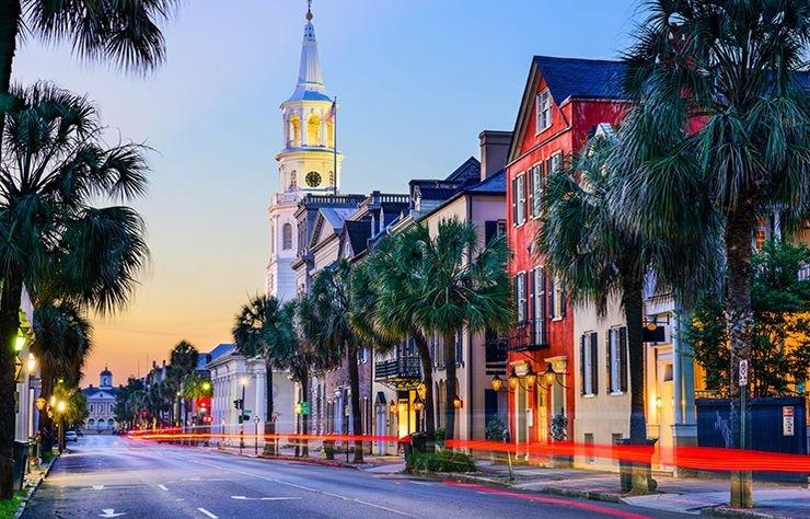 Amerika'nın doğusunda iki büyülü şehir: Charleston ve Savannah..