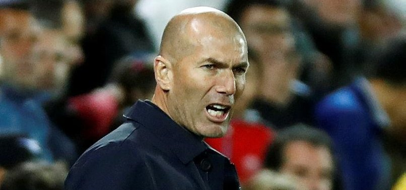 ZIDANE ALREADY CLEAR ON REAL MADRID TRANSFER TARGETS