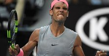 Nadal, Dimitrov advance to Australian Open quarterfinals