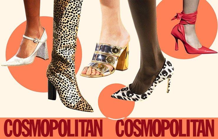 Sonbaharın en gözde ayakkabı trendleri!