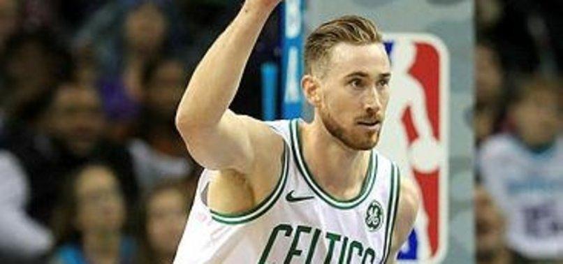 NBA STAR GORDON HAYWARDS HAND INJURY SHOCKS BOSTON CELTICS
