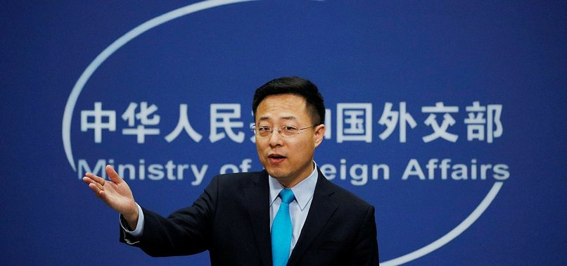CHINA DISCLAIMS US ACCUSATIONS OF UIGHUR FORCED LABOUR