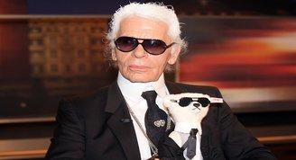Dünden bugüne Karl Lagerfeld
