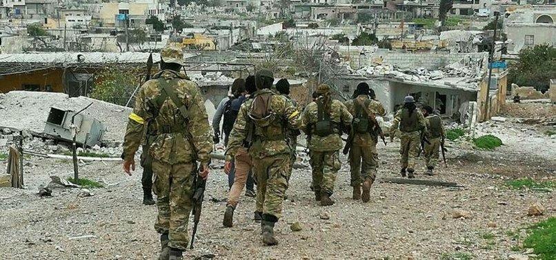 FOOTAGE SHOWS FSA COMBAT TERRORISTS IN JINDERES
