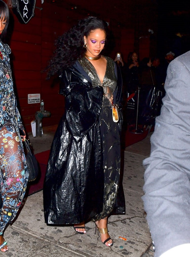 Rihanna'nın değişimi