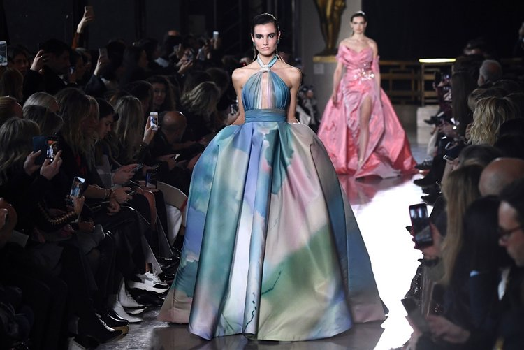 Elie Saab Houte Couture İlkbahar/Yaz 2019