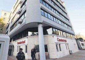 Cumhuriyet Gazetesi'nin ByLock trafiği
