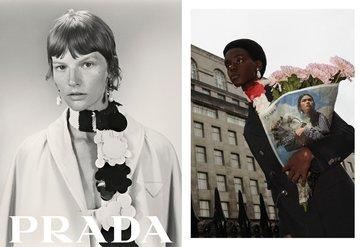 Prada 2020 Resort: Digital Bouquet