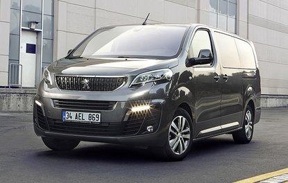 Yeni Peugeot Expert Traveller Türkiyede