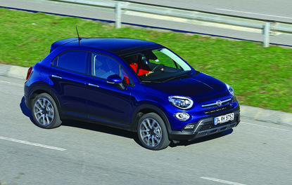 Test ·  Fiat 500X 1.6 Multijet DCT Cross Plus