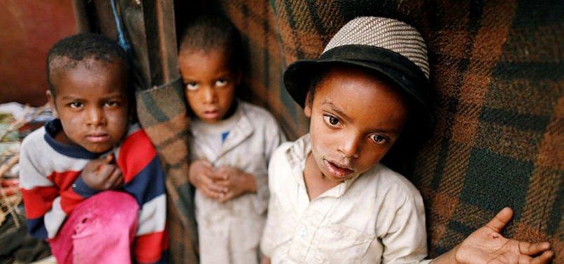 1 IN 3 CHILDREN POISONED BY LEAD ACROSS GLOBE