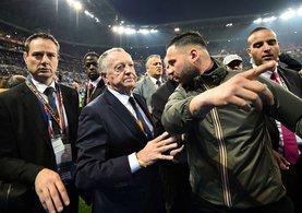 Lyon Başkanı'ndan rövanş maçıyla ilgili şok talep