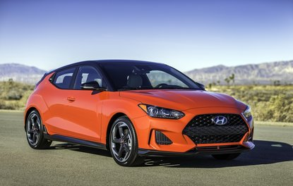2019 Hyundai Veloster