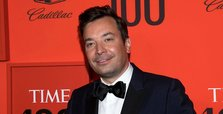 Jimmy Fallon, 'Tonight' show return to studio, sans audience
