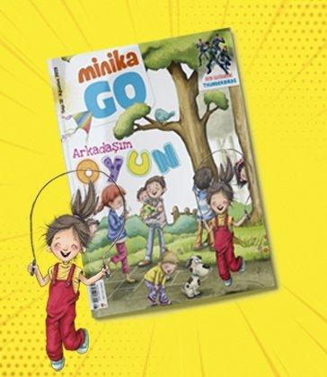 01.08.2019 MinikaGo Dergi - Sayı: 32