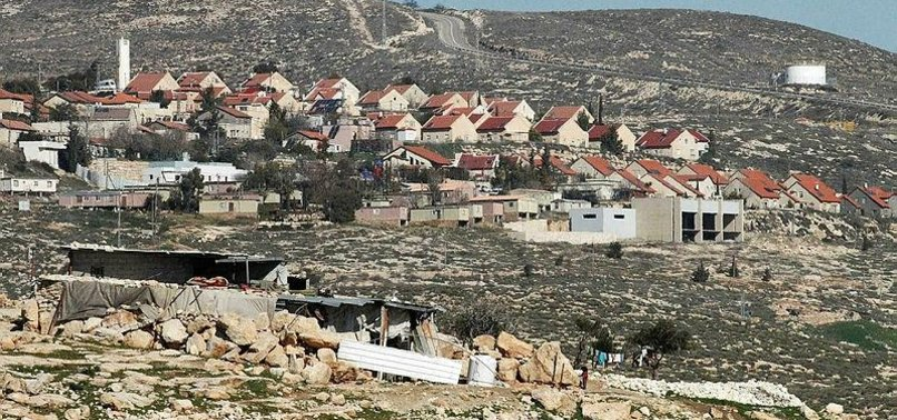 ISRAELI COURT ORDERS SETTLERS TO VACATE WEST BANK HOME