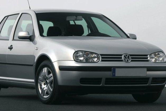VW Golf'te oluşan ses manifolttan mı geliyor?