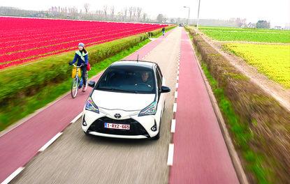 Sürüş izlenimi · Toyota Yaris 1.5 Dual–VVTiE