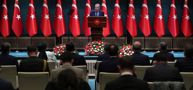 TURKEY TIGHTENS CORONAVIRUS MEASURES, BRINGS BACK WEEKEND LOCKDOWNS: ERDOĞAN