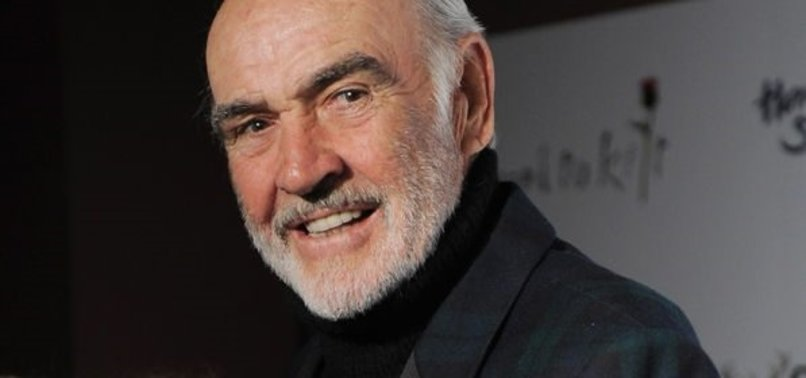 ACTOR SEAN CONNERY, THE ORIGINAL JAMES BOND, DIES AT 90