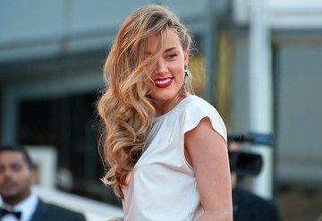 Amber Heardün kızına yoğun ilgi
