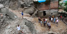 At least 10 killed, 30 missing in Nepal landslides