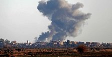 US coalition airstrikes kill 17 in Syria's Deir ez-Zour