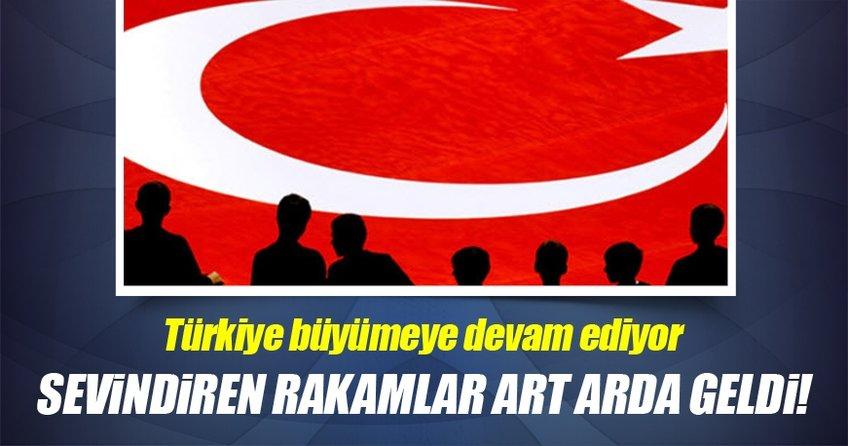 Türkiye ekonomisi 2. çeyrekte %3.1 büyüdü