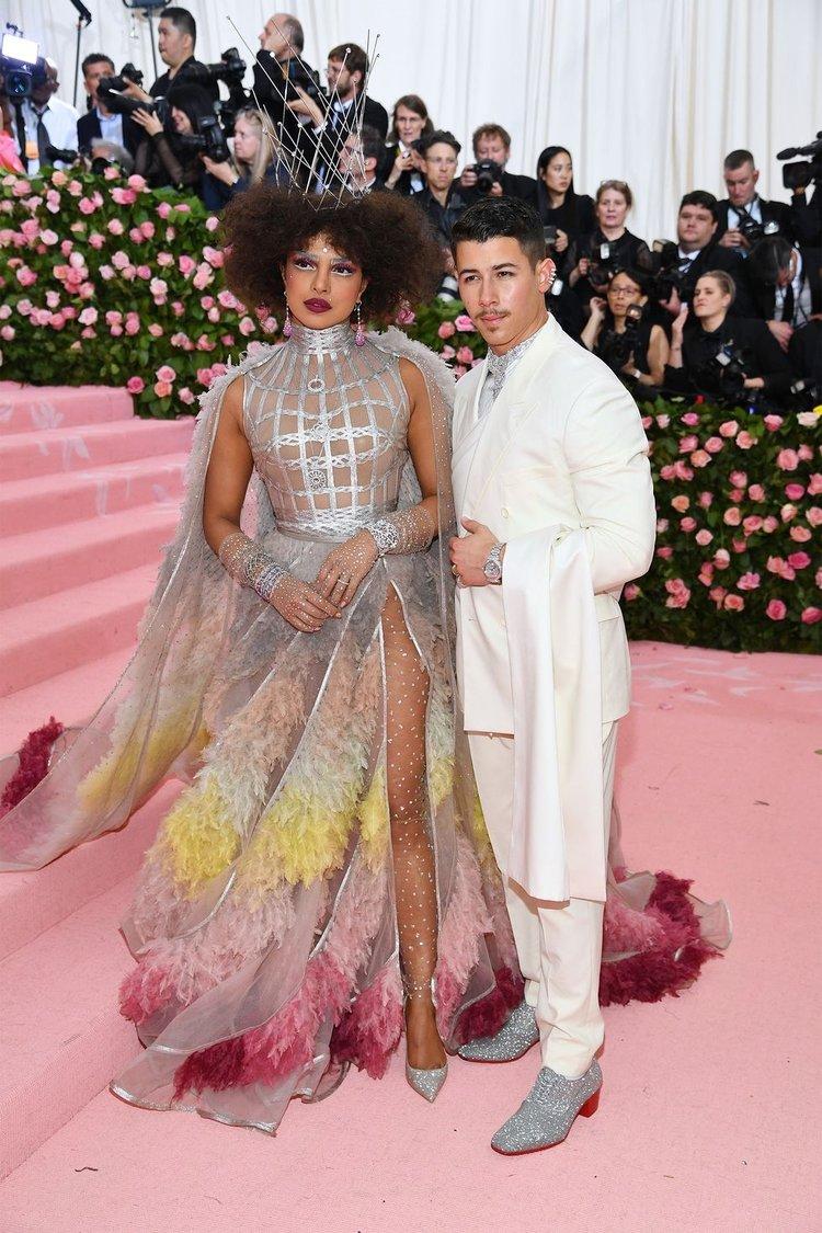2019 Met Gala'nın ünlü çiftleri