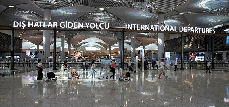 DOMESTIC TECH IN ISTANBUL AIRPORT OFFERS UNIQUE VISUAL EXPERIENCE