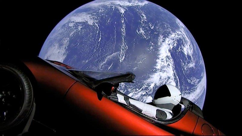 SPACEX'İN İLK İNSANLI UÇUŞUNDA GERİ SAYIM BAŞLADI