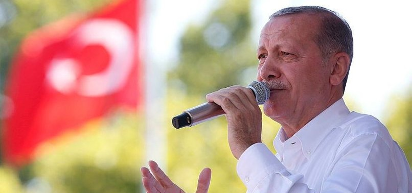TURKISH PRESIDENT ERDOĞAN ISSUES MESSAGE FOR EID AL-FITR