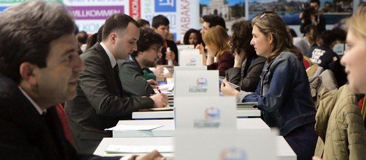 İstanbul Fellowship başladı