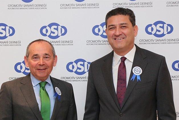 OSD'nin yeni başkanı Haydar Yenigün oldu