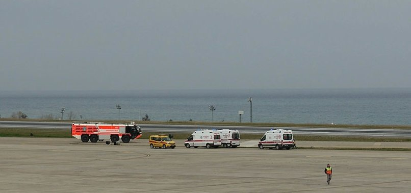 TURKEYS TRABZON AIRPORT CLOSES DUE TO EMERGENCY LANDING