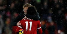 Salah 'on his way' to Messi comparisons, says Klopp