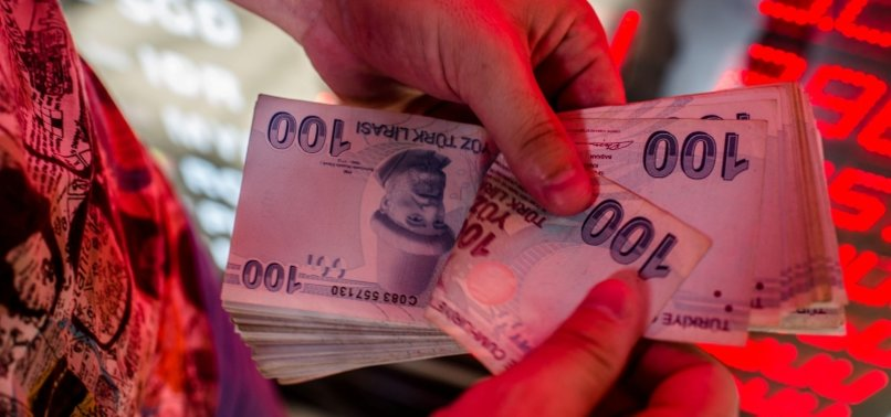 TURKISH LIRA GAINS VALUE AGAINST US DOLLAR