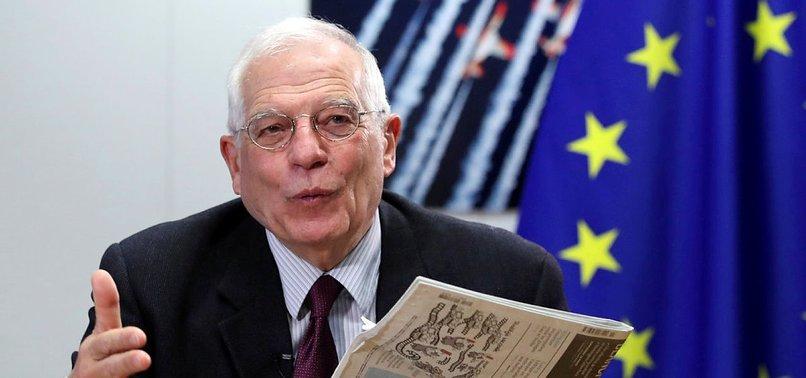 EU WARNS IRAN NUCLEAR DEAL AT CRITICAL JUNCTURE