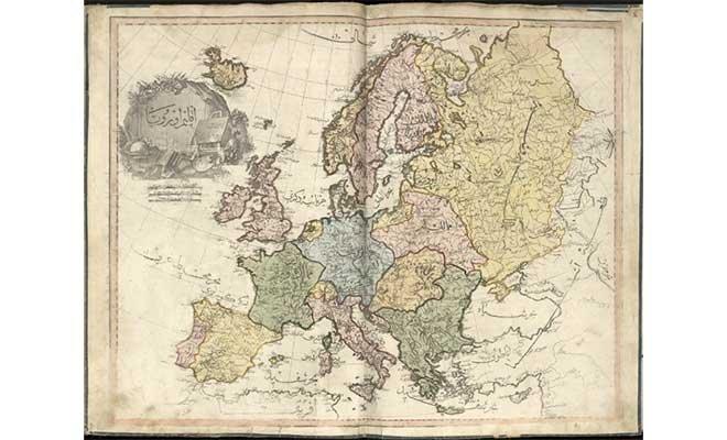 Avrupa Kıtası (İklim-i Avrupa)