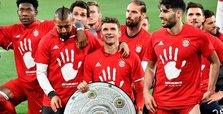 Bayern Munich wins fifth straight German league title
