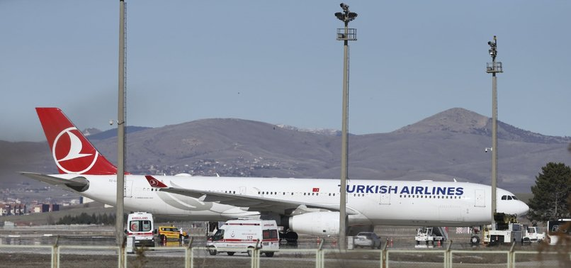 IRAN FLIGHT CARRIES SUSPECTED CORONAVIRUS CASES