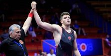 Turkey's Tan, Bakır win bronze in world wrestling