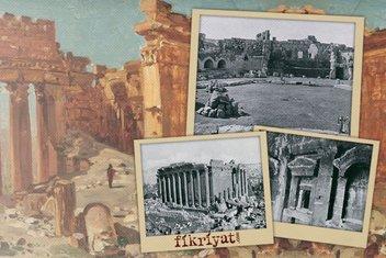 Osmanlı arşivinden fotoğraflarla Baalbek