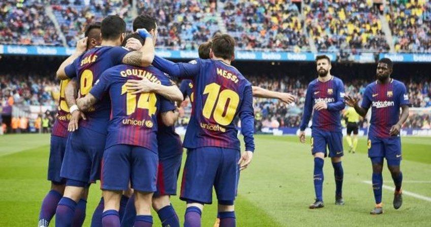 Barcelonadan Beşiktaş paylaşımı
