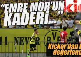 Alman Kicker Dergisi'nden Emre Mor değerlendirmesi