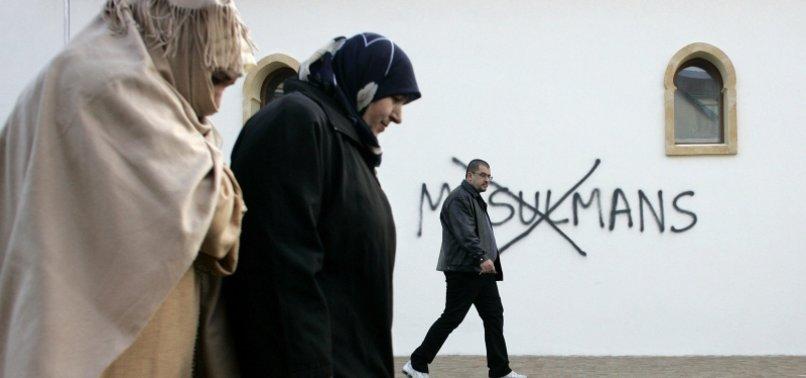 ISLAMOPHOBIC POPULISM WORRIES MUSLIMS LIVING IN FRANCE