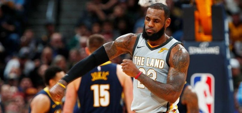 JAMES OUTDUELS JOKIC AS CAVALIERS TOP NUGGETS