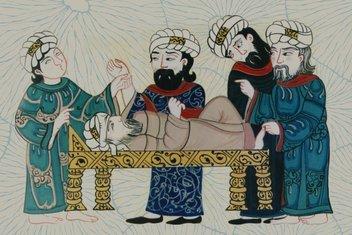 Avrupa tıbbı Müslüman hekimlerin hangi eserleriyle gelişti?