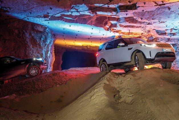 SÜRÜŞ İZLENİMİ · Land Rover Discovery 5