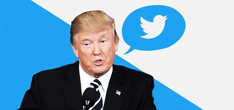 TRUMP, TWITTER CEO MEET AT WHITE HOUSE